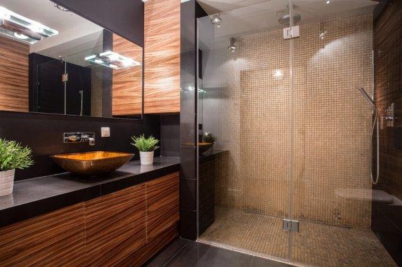 Pose de carrelage pour douche à l'italienne Niort